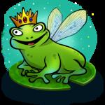 Super Lucky Frog Symbol